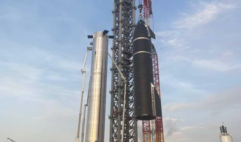 STARSHIP SN20 puede hacer un vuelo orbital en unas pocas semanas. Spacex está preparando correcciones