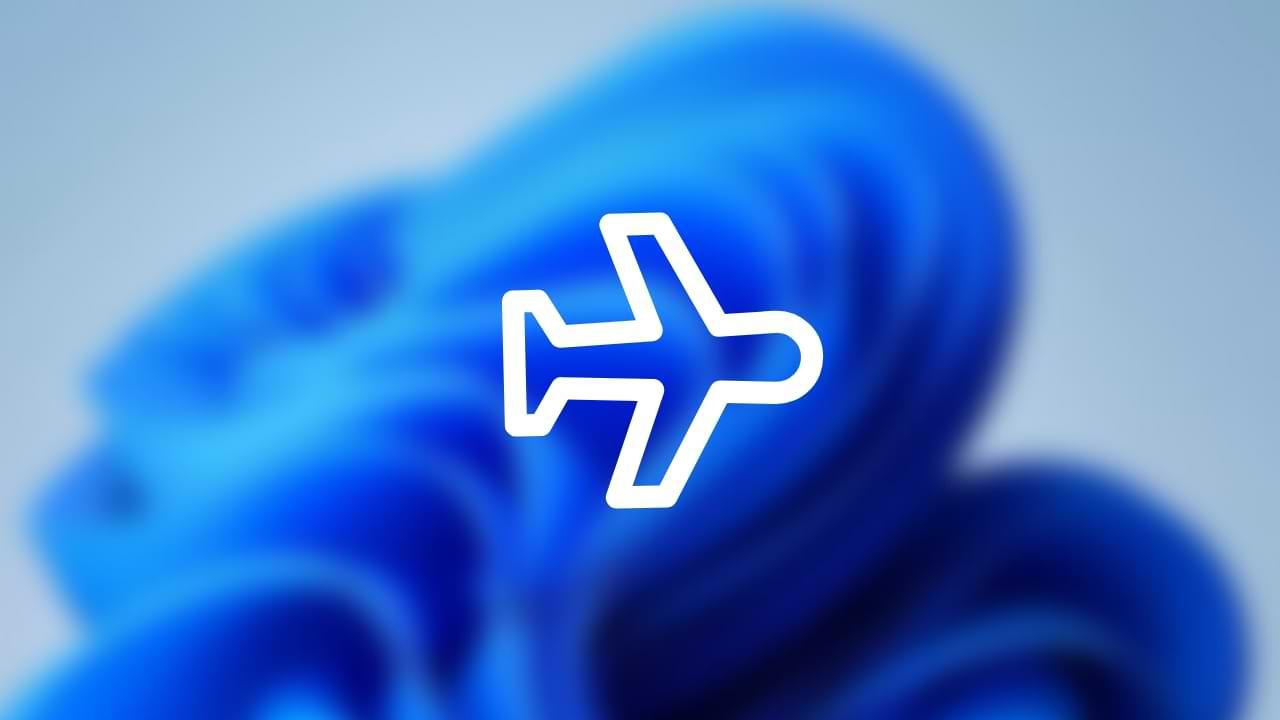 Cómo activar o desactivar el modo de avión en Windows 11