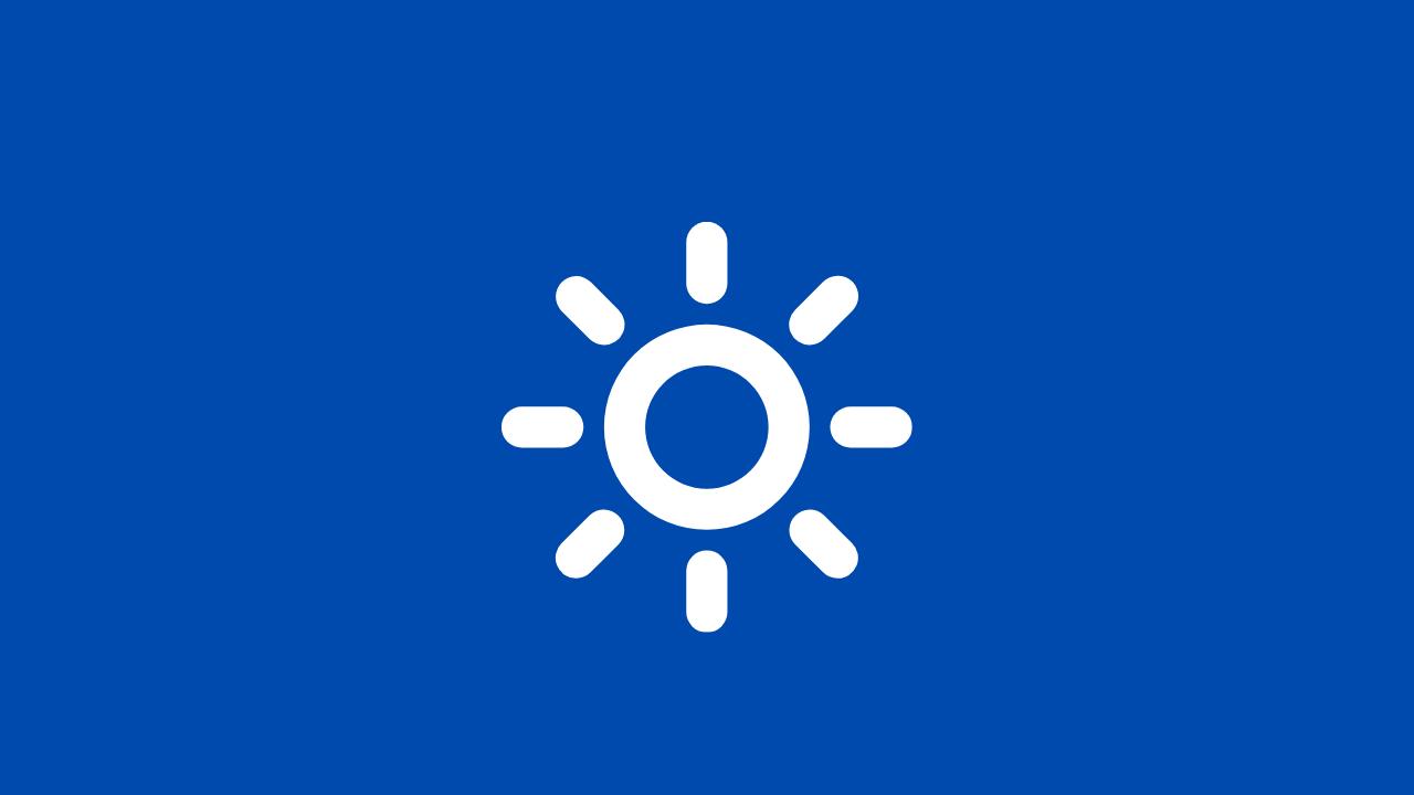 Cómo cambiar el brillo de su pantalla en Windows 11