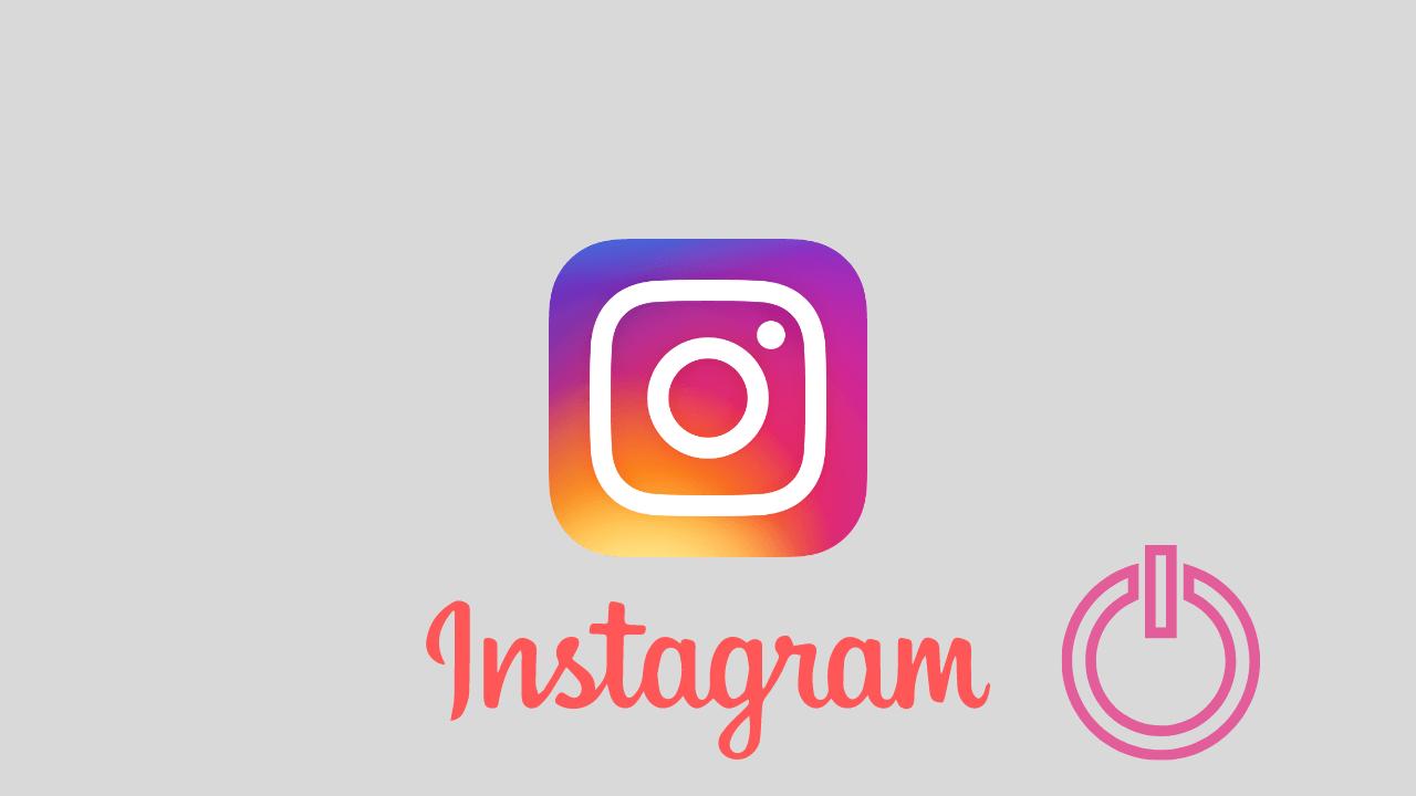 Cómo cerrar sesión en Instagram