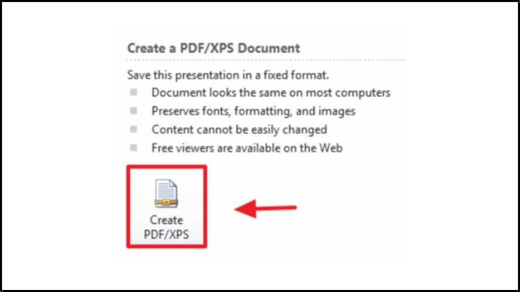 Cómo convertir PowerPoint a PDF con Microsoft