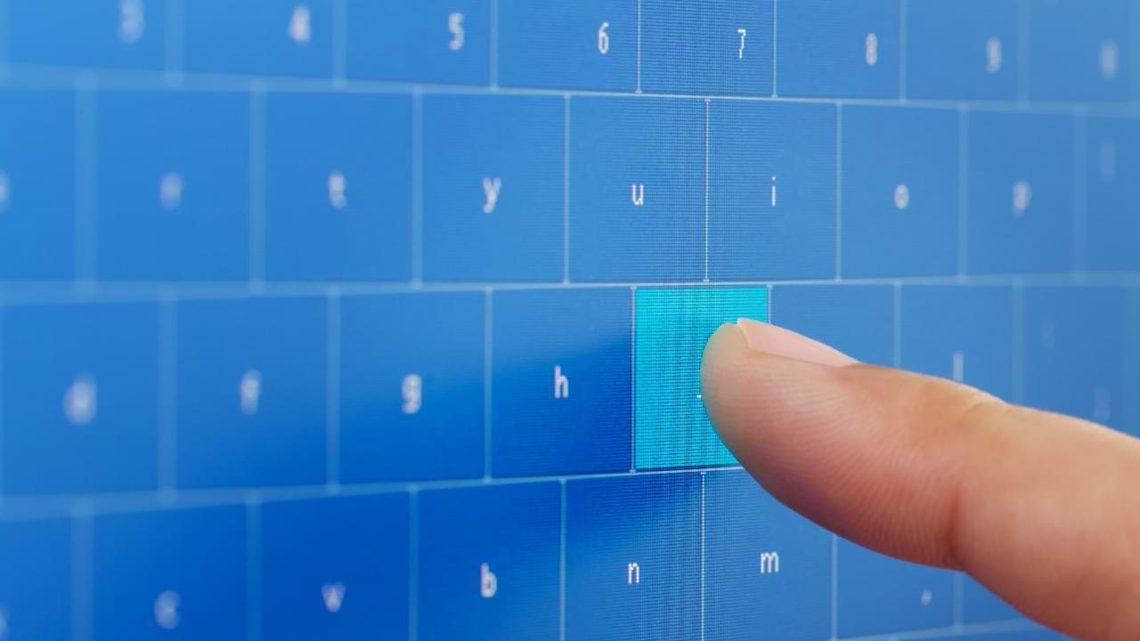 Cómo desactivar la autocorrección del teclado Touch en Windows 11