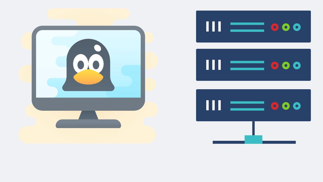 Cómo hacer su propio servidor usando Linux