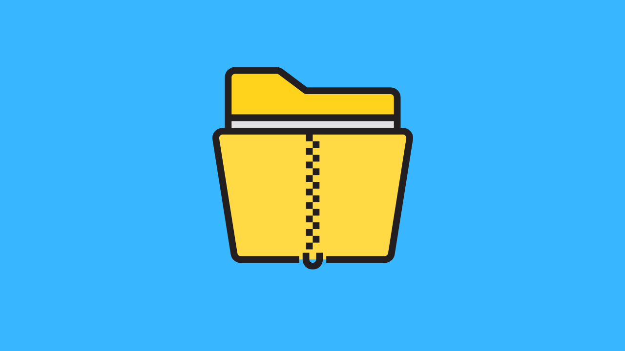 Cómo zip y descomprimir archivos en Windows 11