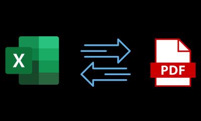 2 maneras fáciles de convertir Excel a PDF, ¡con solo usar herramientas en línea!