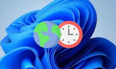 Cómo cambiar su zona horaria en Windows 11