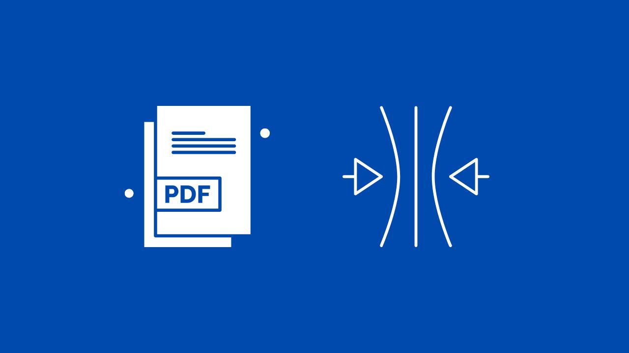 Cómo comprimir PDF sin conexión