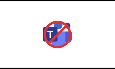 Cómo deshacerse de Teams en Windows 11