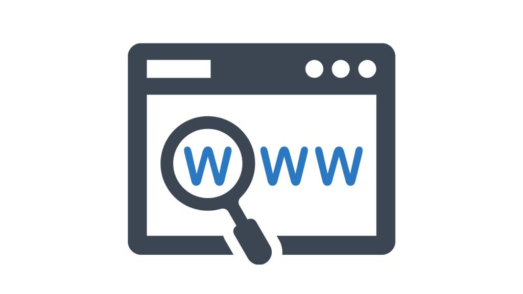Cómo elegir el nombre de un sitio web