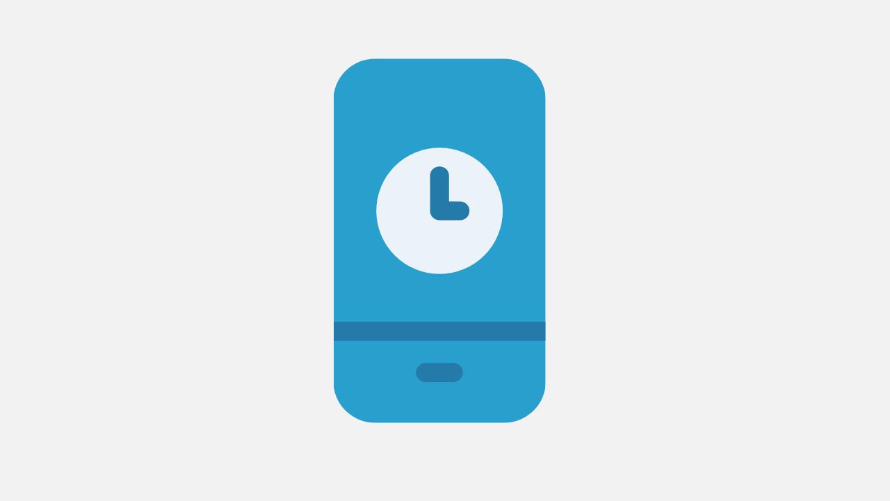 Cómo verificar el tiempo de pantalla en iPhone