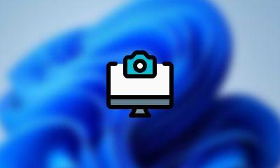 Manera de cambiar la configuración de la cámara en Windows 11