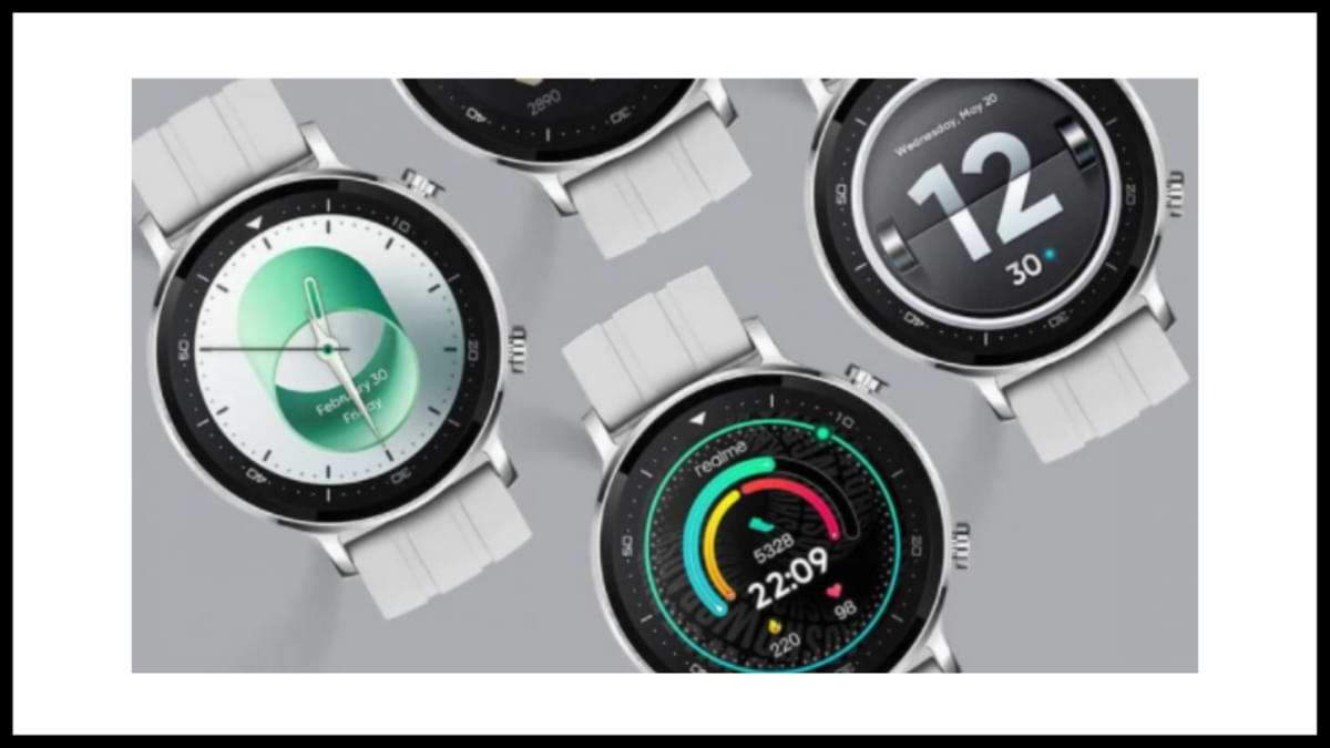 Realme Watch T1 en camino. ¿Qué características ofrecerá el nuevo reloj inteligente