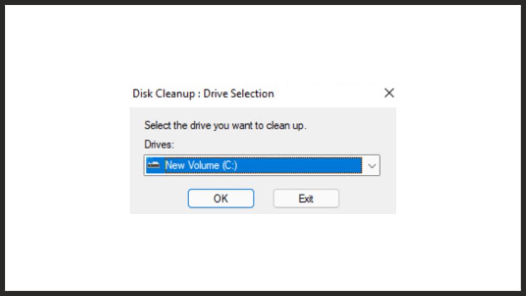 borrar la caché en Windows 11